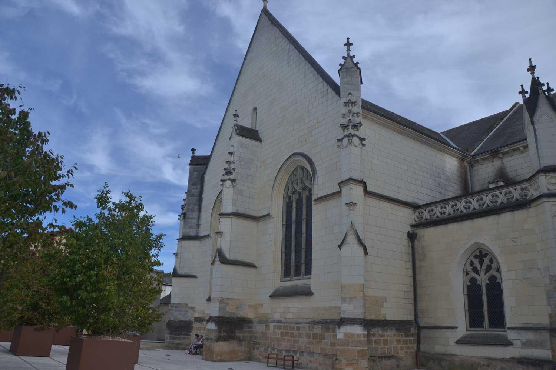 eglise saint  79    thouars  u2013 1001 patrimoines