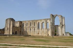 Architecture de l'église abbatiale