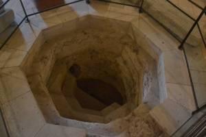 Piscine baptismale