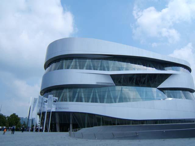 Musée Mercedes / c- chris tomlinson, site web wikimédia commons