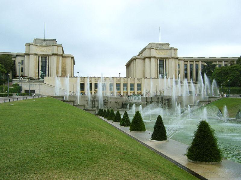 palais chaillot, wikimedias commons