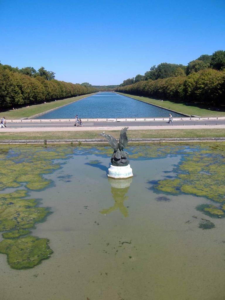 Le Grand Canal de Fontainebleau