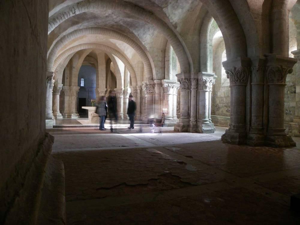 Crypte Saint-Eutrope