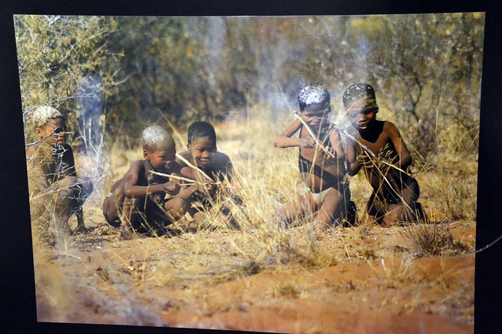 Enfants autochtones