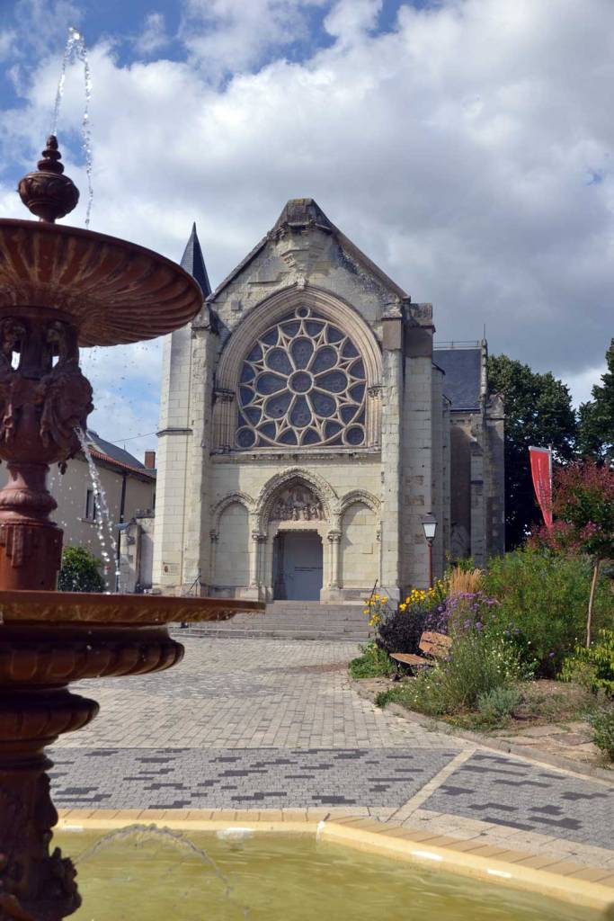 Chapelle Jeanne d'Arc, centre d'art contemporain