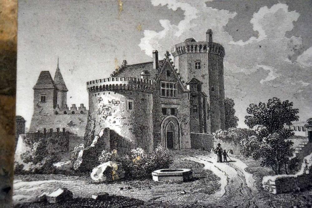 Les tours d'Angoulême