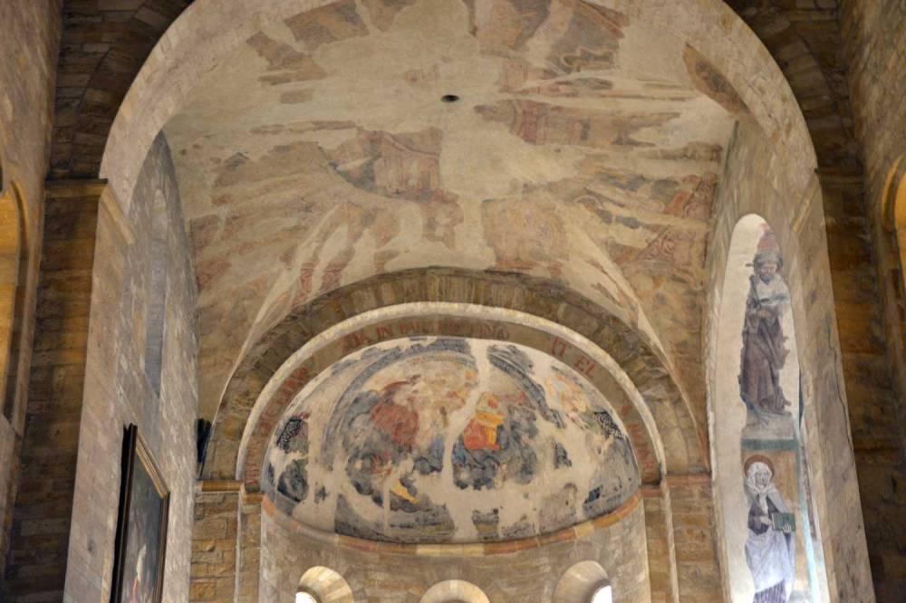 Choeur du monastère saint-George