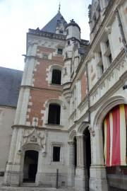 Tour médiévale, le plus ancien témoin du château