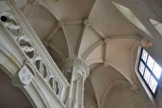 Palmier du grand escalier à vis