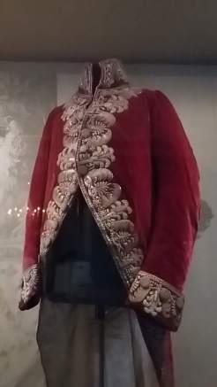 Habit de chambellan de la Maison de l'empereur, 1804
