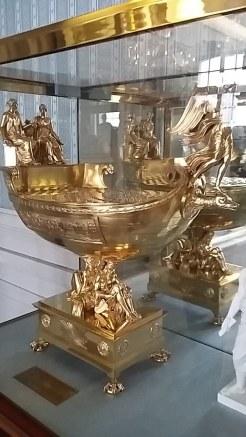 Nef impériale, 1808