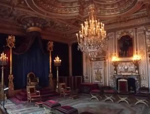 Salle du trône de Napoléon