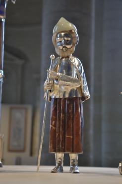 Nativité de Fontevraud - Goudji - 2019