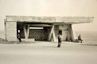 Ursula Schulz-Dornburg série intitulée « Transit Sites»
