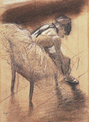 Degas-danseuse-se-massant-la-cheville-