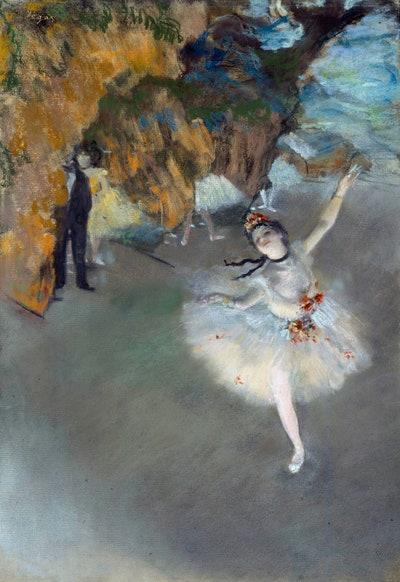 Degas-danseuse-sur-scene-1876