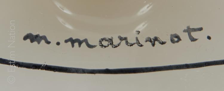 Maurice-marinot-signature