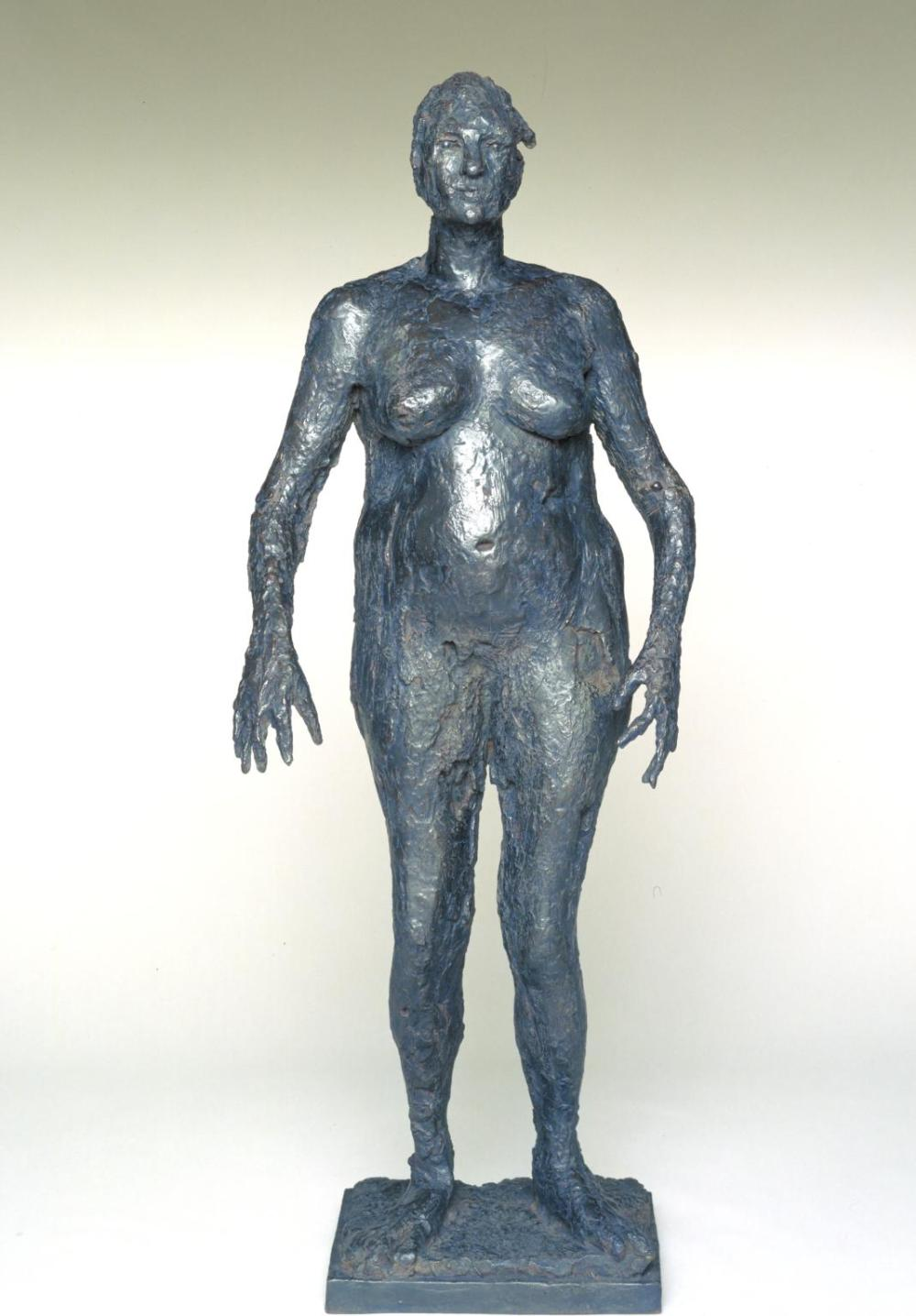 Hurricane Woman 1948-9, cast 1995 by Germaine Richier 1902-1959